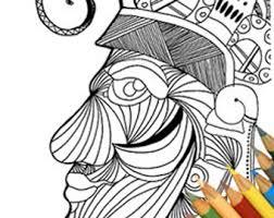 coloring page coloring page woman coloring page