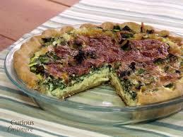 cuisine quiche quiche florentine spinach quiche curious cuisiniere