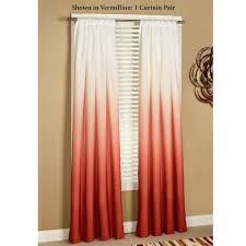 Sheer Curtains Orange Curtain Conventional Coral Sheer Curtain Scarf Orange Curtains