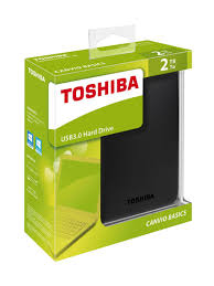 toshiba external hard drive laptop pc computer hdd portable memory