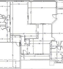 House Floor Plan Measurements Real Estate Floor Plans Measuring Services On Floor Plan