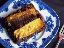 chocolate stout upside down pineapple cake recipe serious eats