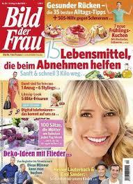Bild Der Frau Frisuren by Miniabo Der Zeitschrift Bild Der Frau Für 20 80