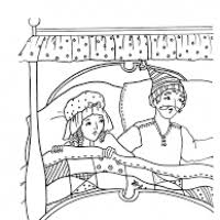 twas the night before christmas coloring pages christmas decore