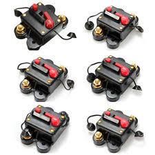 300 12 volt car audio circuit breaker stereo in line fuse