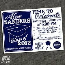college graduation invitation templates themes college graduation party announcements templates also