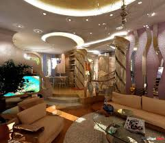 POP Ceiling Decor In Living Room With Simple Designs  Iwemmcom - Ceiling design living room