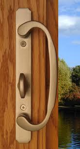 Keyed Patio Door Handle Patio Door Lock Set Pull Handle Hardware Keyed Slider Locks
