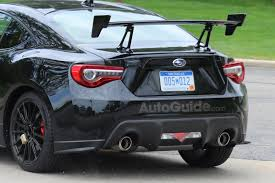 black subaru 2017 more proof that a subaru brz sti is coming autoguide com news
