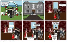 scarlet letter chapter 8 storyboard by biggestsisterofem