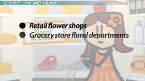 Floral Designer Resume Be A Licensed Florist Licensure And Certification Information