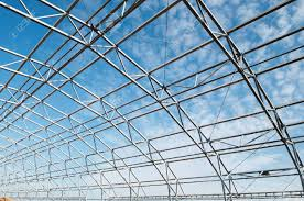steel truss construction images u0026 stock pictures royalty free