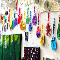 art show ideas studio projects shyness and bloom