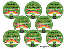 st patricks day printables and treats to share with others inkhappi