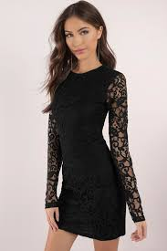 sleeved black dress the sleeved dresses and their enchanting looks