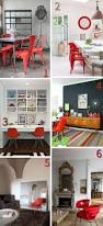 Chaise Salle A Manger Rouge by