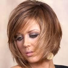 medium short blonde hair funky short hairstyles
