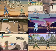 legend korra video game pixeljoint