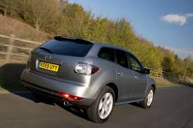 mazda 2 crossover revised 2010 mazda cx 7 crossover with new turbo diesel hits uk