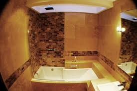 travertine tile bathroom ideas contemporary bathroom with travertine tiles