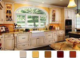 How To Choose Kitchen Cabinet Color Kitchen Cabinets Color Ideas Combination U2014 Kitchen U0026 Bath Ideas