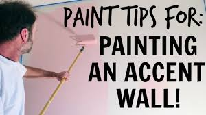 Painting An Accent Wall by Painting An Accent Wall Paint Tips Studio U0026 Office Makeover