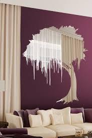 beautiful wall sticker that acts like a mirror u2013 reflective wall