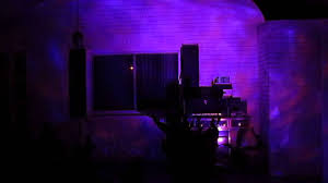 halloween yard lights home depot purple fire and ice lights youtube