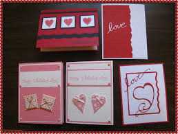 make your own card make your own valentines step by step how to make your own
