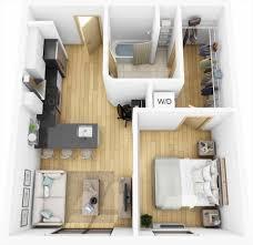 100 floor plan for two bedroom apartment 1 bedroom