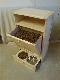 Food Storage Cabinet Dog Food Storage Cabinet 4142