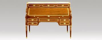 bureau style directoire histoire du mobilier de bureau