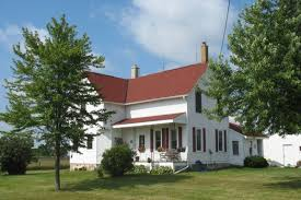 old fashioned farmhouse plans restored farmhouse with porch and gabled roof keeping it simple