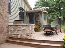 outdoor kitchens projects hedberg landscape and masonry