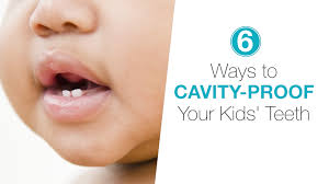 dental and tooth care for kids
