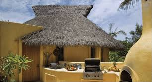 Tiki Hut Material Versatile Tiki Thatch Roof Material With Free Shipping Sunset Bamboo