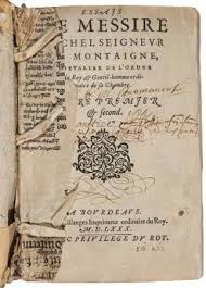 De by Michel De Montaigne French Writer And Philosopher Britannica Com