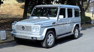 2002 mercedes benz g500l v8 canada import japan auction purchase