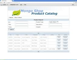 tutorial java primefaces spring data mongodb and jsf integration tutorial