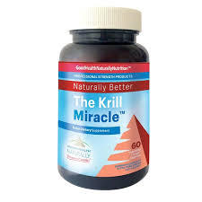 strauss heart drops the krill miracle 60 capsules