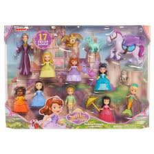 sofia deluxe friends pack target