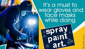 Poster Board For Spray Paint Art A Layman U0027s Guide On How To Spray Paint Art Correctly