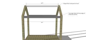 Plan To Build A House Diy Diy Kids Bed Plans With Images Diy Kids Bed Plans