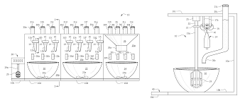 patent us7972056 machine for mixing hair colors google patents