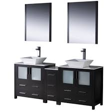 Modern Double Sink Bathroom Vanity by 72 Double Sink Bathroom Vanity Genersys