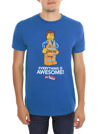 the lego movie everything is awesome t shirt topic