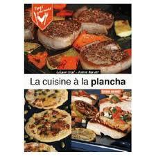 plancha cuisine la cuisine à la plancha de liliane otal livre neuf occasion