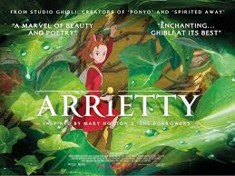 arrietty hair clip the secret world of arrietty anime amino