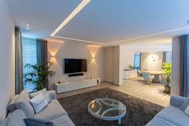 Beleuchtung Beratung Wohnzimmer Projekte Archive Dekolux Lichtplanung Leuchtenvertrieb