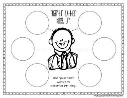 Crafts Ideas For Mlk Day A Cupcake For The Teacher Dr Martin Luther King Jr Coloring Pages